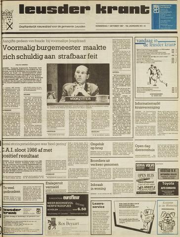 Leusder Krant 1987-10-01