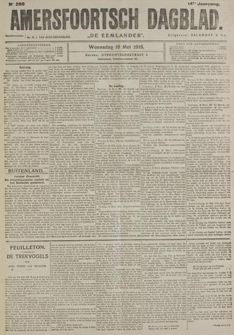 Amersfoortsch Dagblad / De Eemlander 1916-05-10