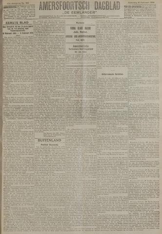 Amersfoortsch Dagblad / De Eemlander 1919-02-08
