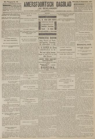 Amersfoortsch Dagblad / De Eemlander 1927-09-19