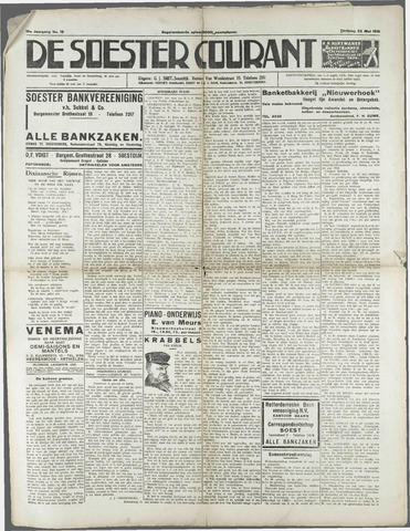 Soester Courant 1931-05-22