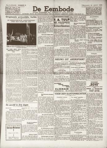 De Eembode 1937-07-23