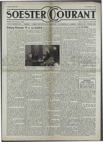 Soester Courant 1958-05-23