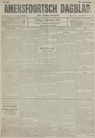 Amersfoortsch Dagblad / De Eemlander 1913-09-05