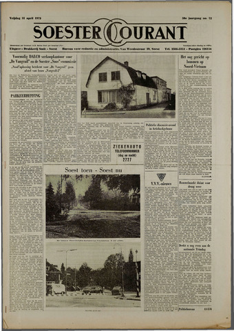 Soester Courant 1972-04-21