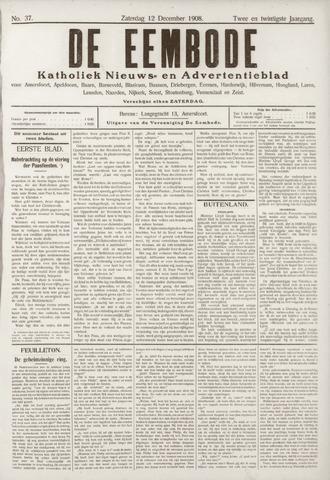 De Eembode 1908-12-12