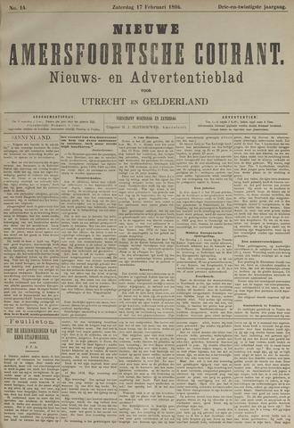 Nieuwe Amersfoortsche Courant 1894-02-17