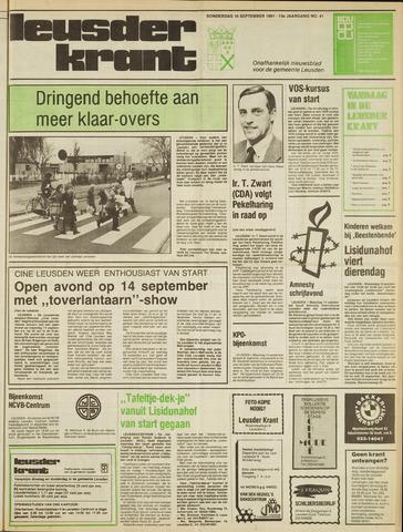 Leusder Krant 1981-09-10