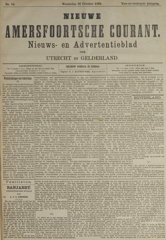 Nieuwe Amersfoortsche Courant 1895-10-16