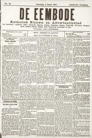 De Eembode 1905-03-04