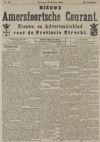 Nieuwe Amersfoortsche Courant 1917-10-13