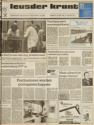 Leusder Krant 1990-10-03