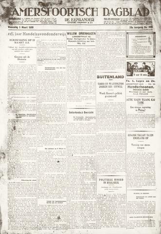 Amersfoortsch Dagblad / De Eemlander 1930-03-05