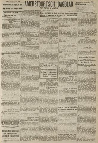 Amersfoortsch Dagblad / De Eemlander 1923-11-10