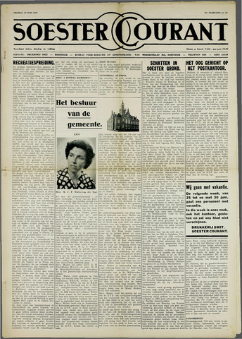 Soester Courant 1962-06-22