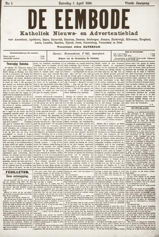 De Eembode 1890