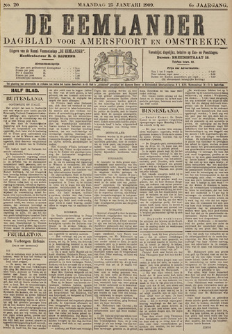 De Eemlander 1909-01-25