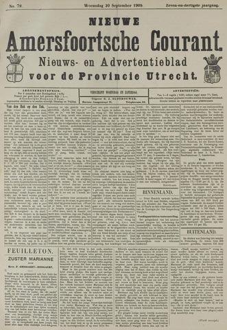 Nieuwe Amersfoortsche Courant 1908-09-30