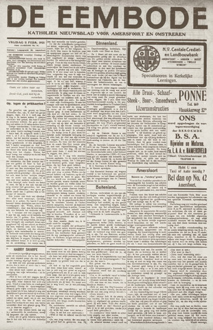 De Eembode 1921-02-11