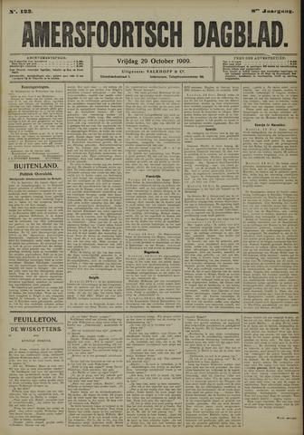 Amersfoortsch Dagblad 1909-10-29