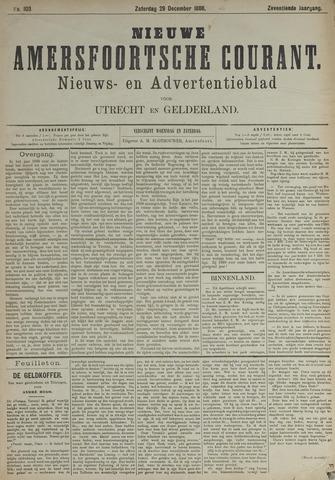 Nieuwe Amersfoortsche Courant 1888-12-29