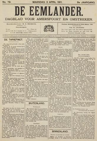 De Eemlander 1911-04-03