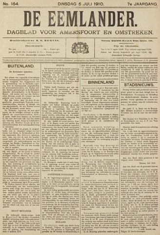 De Eemlander 1910-07-05