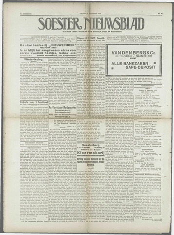 Soester Courant 1932-12-09