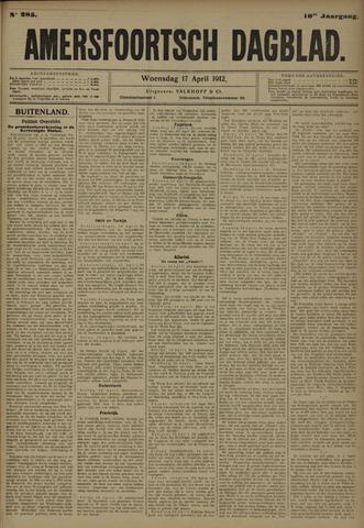 Amersfoortsch Dagblad 1912-04-17