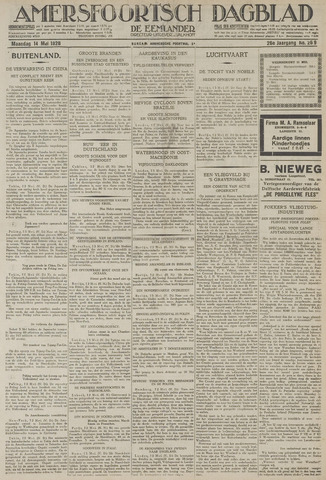 Amersfoortsch Dagblad / De Eemlander 1928-05-14