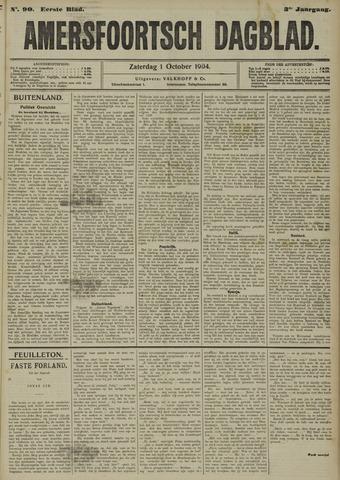 Amersfoortsch Dagblad 1904-10-01