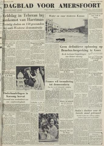 Dagblad voor Amersfoort 1951-07-16
