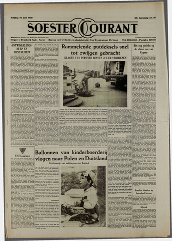 Soester Courant 1972-06-16