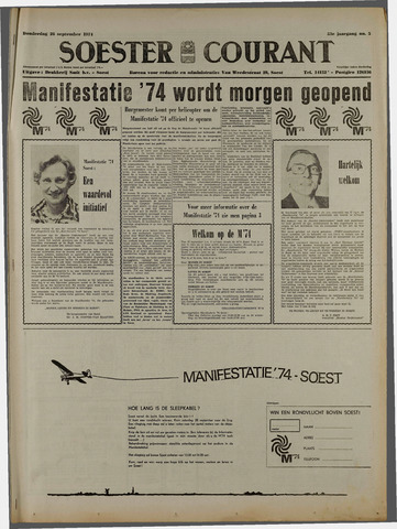 Soester Courant 1974-09-26