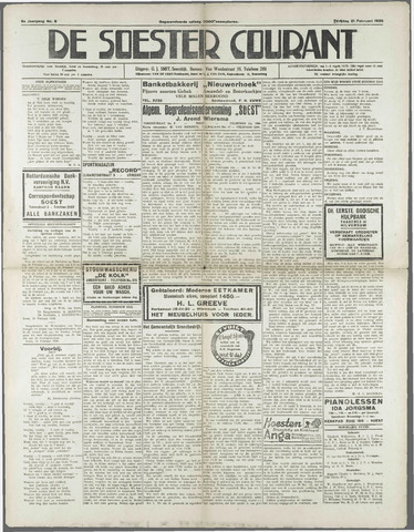 Soester Courant 1930-02-21