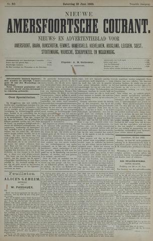 Nieuwe Amersfoortsche Courant 1883-06-23