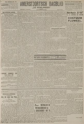 Amersfoortsch Dagblad / De Eemlander 1920-09-23
