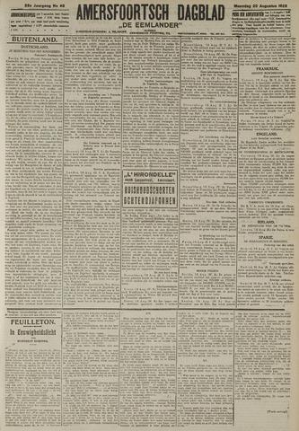 Amersfoortsch Dagblad / De Eemlander 1923-08-20