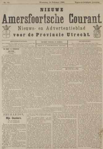 Nieuwe Amersfoortsche Courant 1900-02-14