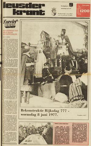 Leusder Krant 1977-06-09