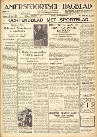 Amersfoortsch Dagblad / De Eemlander 1939-05-22