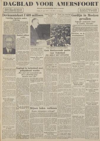 Dagblad voor Amersfoort 1947-04-25