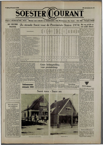Soester Courant 1970-03-20