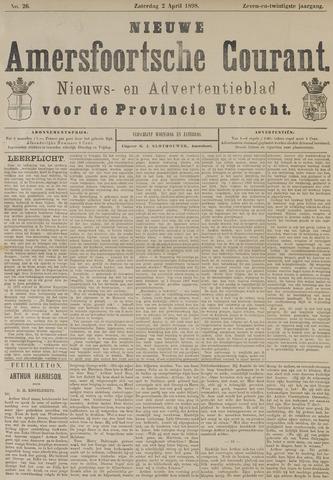 Nieuwe Amersfoortsche Courant 1898-04-02