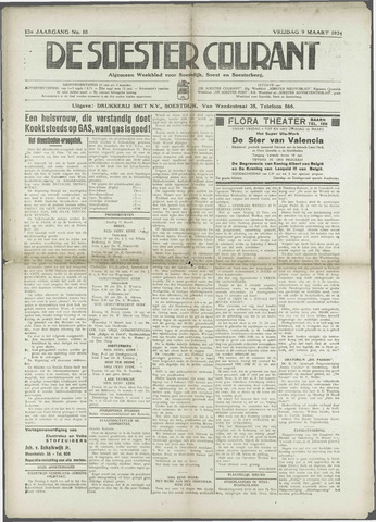 Soester Courant 1934-03-09