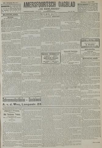 Amersfoortsch Dagblad / De Eemlander 1922-04-04