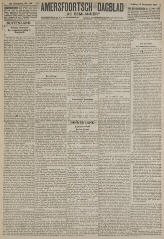 Amersfoortsch Dagblad / De Eemlander 1917-12-14