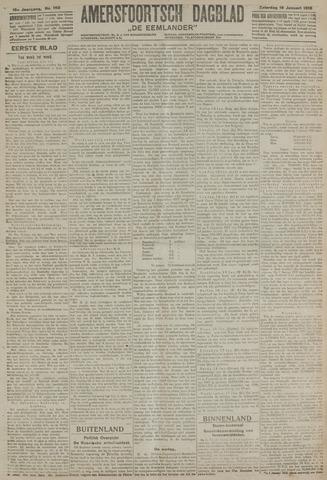 Amersfoortsch Dagblad / De Eemlander 1918-01-19