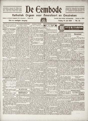 De Eembode 1929-07-19