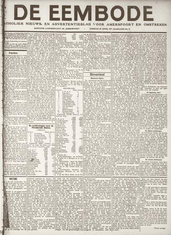 De Eembode 1919-04-15